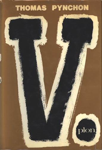 V : un générique - Thomas Pynchon - V (Le Seuil - trad. Minnie Danza) par Lazare Bruyant
