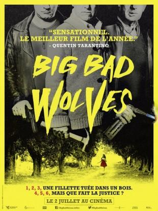 [Critique] BIG BAD WOLVES
