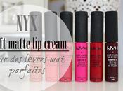 Pour lèvres parfaites Soft matte cream