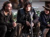Walking Dead, saison date aperçu tournage