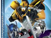 [Test DVD] Transformers Prime Saison volume