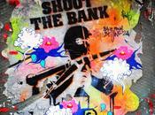Shoot bank back from beijing. paris street