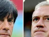 France-Allemagne Deschamps bottent touche