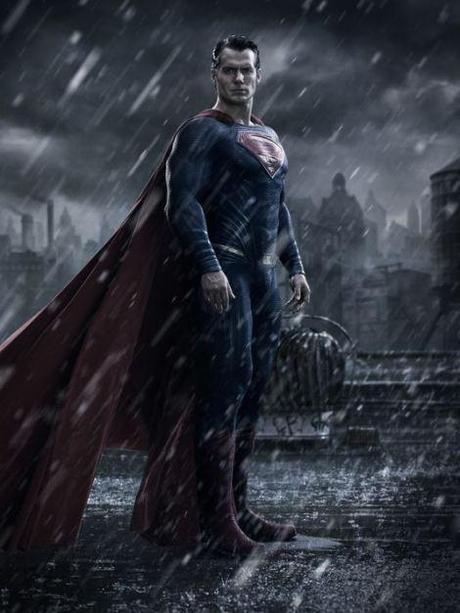 Superman du côté de Gotham ?