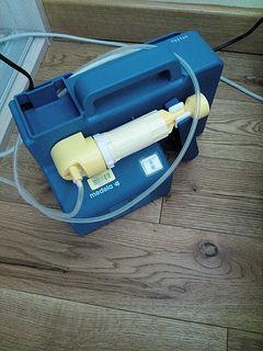 Tire-lait électrique MEDELA, double pompe