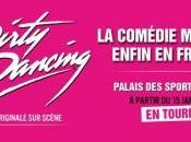 Dirty Dancing, comédie musicale Paris #DirtyDancing2015