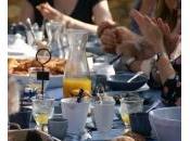 Festival correspondance Grignan journée petit déjeuner