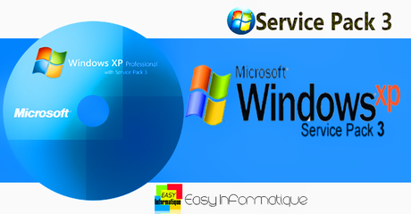 Windows XP SP3 comprimé a 1,7 MB avec Serial
