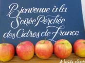 Soirée perchée avec Cidres France