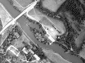 Archives photos aériennes Cognac 1956