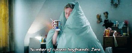 Gif bridget jones single humor