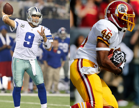 Le Tournoi des Habits II: Cowboys vs Redskins