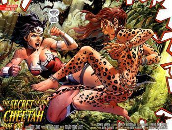 guide lecture de comics : wonder woman