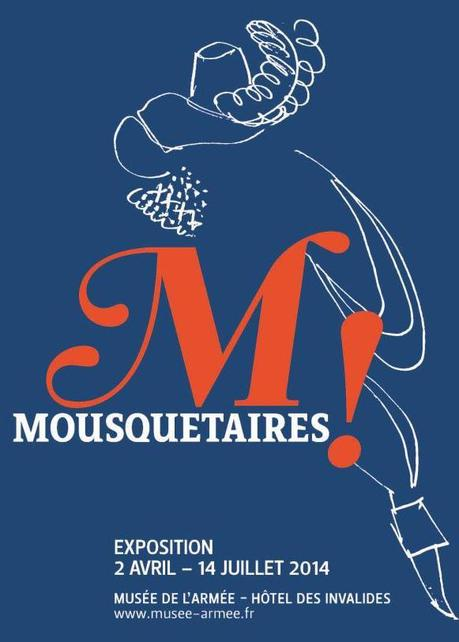 exposition mousquetaires