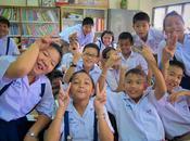 Thaïlande L'école