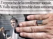 "Quand Manuel Valls fait social ""assumé""."