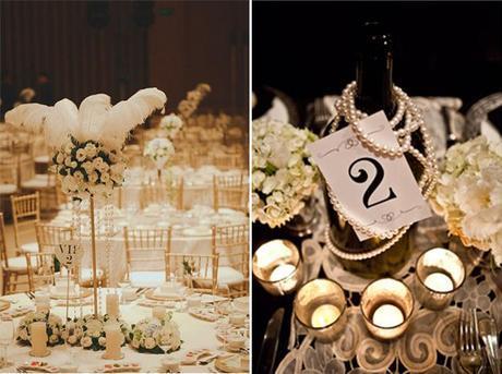 Inspiration mariage: Les Années folles