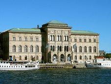 Stockholm: N°8: musée national