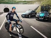 Chris Froome, premier homme vélo sous Manche