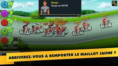 Tour de France 2014 - le jeu mobile de cyclisme officiel, N°1 sur l'App Store