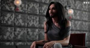 conchita Wurst sept a huit