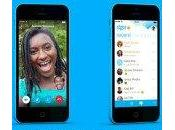 Skype pour iPhone retour messages vocaux