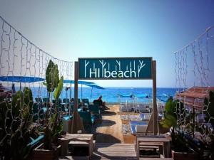 Plage Hi Beach à Nice