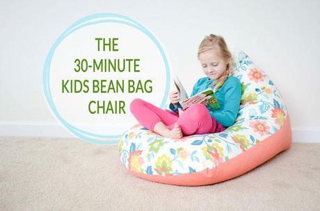 coudre pouf poire enfant Cousez un pouf poire pour enfant en 30 minutes
