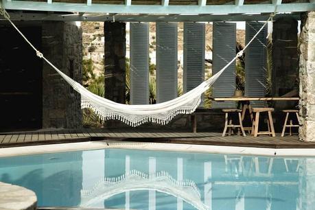 Visite Déco : Hôtel San Giorgio à Mykonos