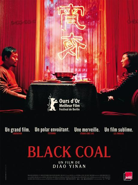 Affiche Black Coal critique film