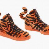 Jeremy Scott pour Adidas Originals, on n'est toujours pas convaincu!