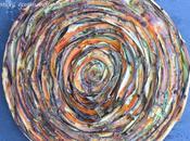 Tarte spirale légumes