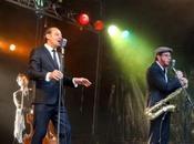 Paone Band Plazey, Koekelberg, juillet 2014