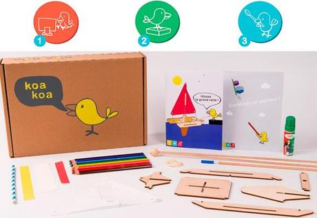 koa koa monthly design activity boxes for children