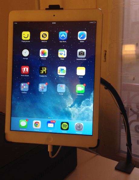 Aukey iPad Air support