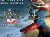 super héros nouveau musée ludique