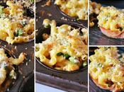 Coupes Jambon Mac'n'Cheese