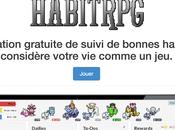 HabitRPG, quand votre devient vidéo
