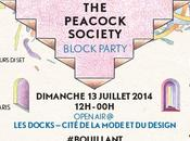 Festival Tous Peacock Block Party