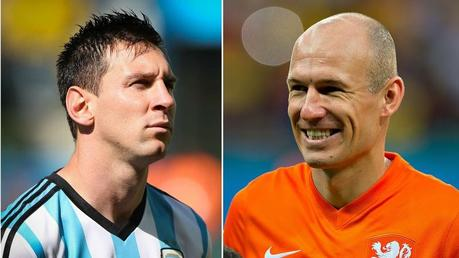 Messi et Robben ont un point en commun: la adidas Adizero F50!