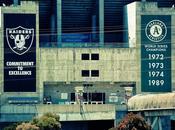 Oakland sera-t-elle forcée choisir entre base-ball football?