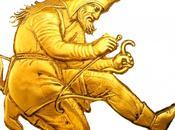L'archer scythe vase Kul-Oba, maladie féminine peuple d'Ashkenaz