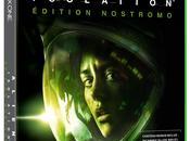 Alien: Isolation trailer l'Édition Nostromo dévoilé