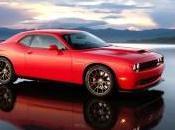 Dodge Challenger Hellcat 2015 chevaux!