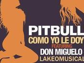 Pitbull présente nouveau single espagnol, Como