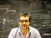 pour Google Glass permet contrôler pensée lunettes lorsqu'elles sont associées casque