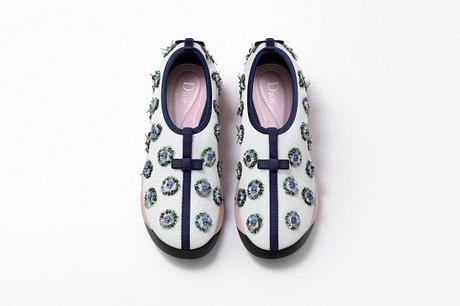 photo Christian Dior Fusion sneakers 8
