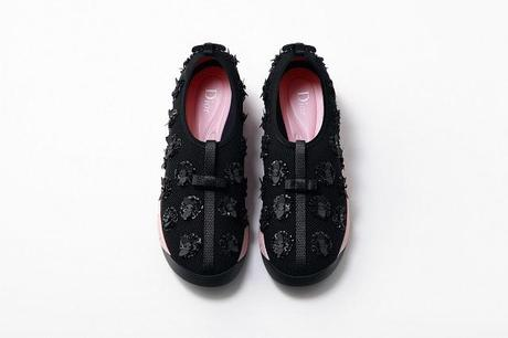 photo Christian Dior Fusion sneakers