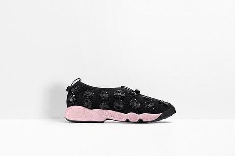 photo Christian Dior Fusion sneakers 2