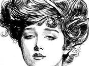 Gibson Girl icône américaine Belle Epoque